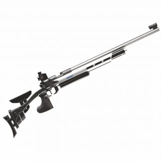 Hammerli AR20 Pro Right Medium Black Silver